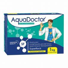 Средство коагулирующее в картушах длительного действия AquaDoctor Superflock